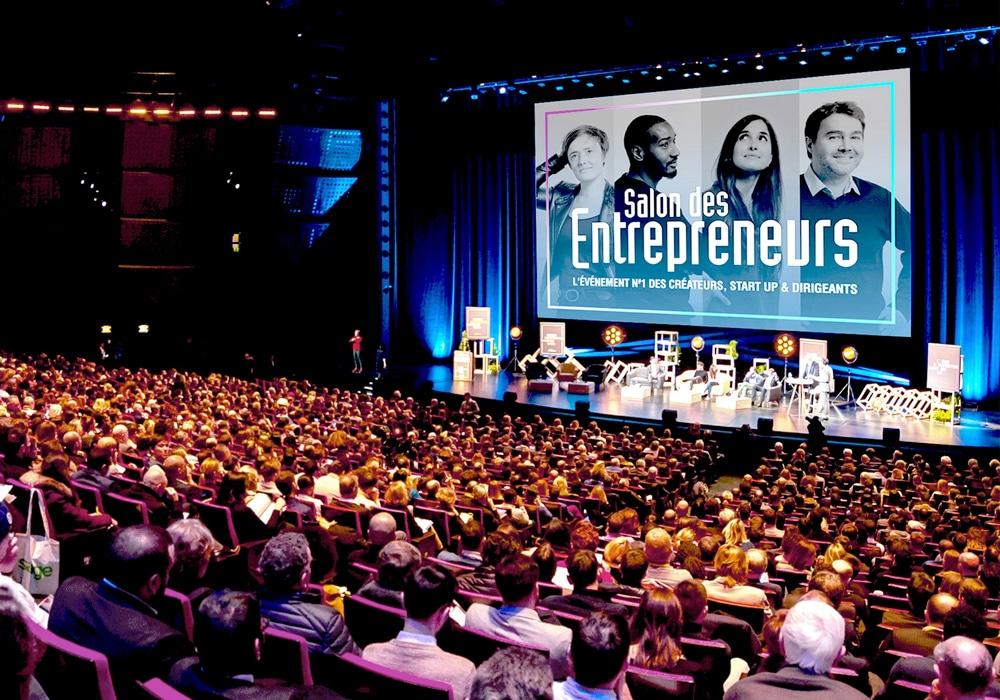 Salon des entrepreneurs Nantes 2019