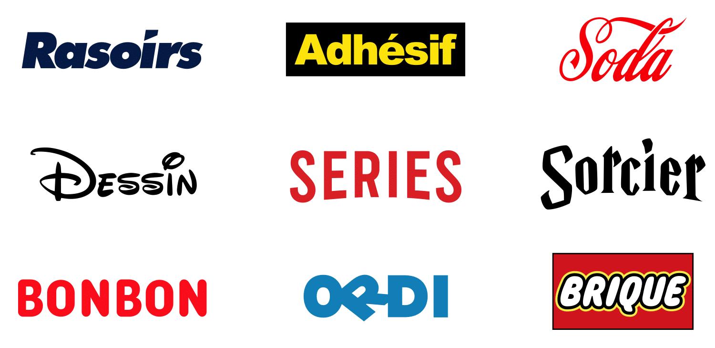 Le pouvoir de latypographie : typographie et branding