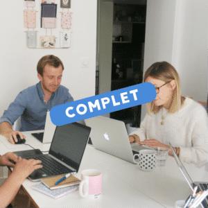 Coworking Bande à part nantes - complet