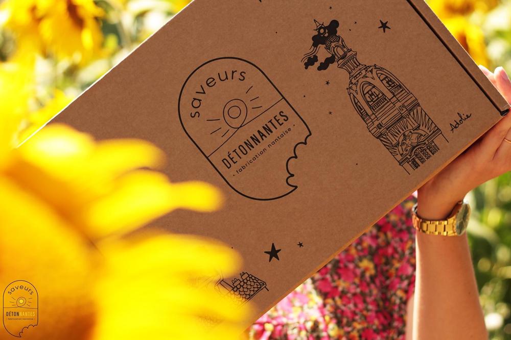 Box des saveurs - Amélie Saillet